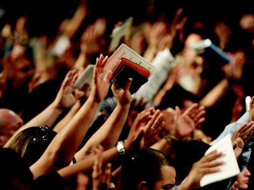 Culto Sentinelas de Cristo