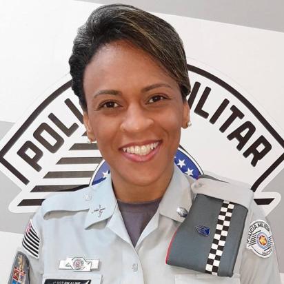 Sgt. Aline PMESP